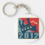 2012 No Dems Keychain