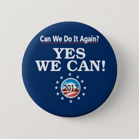 2012 Obama /Biden Re-Election Pin