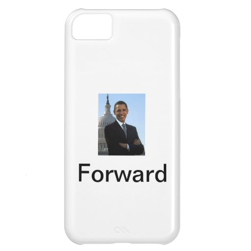 "2012 Obama ""Forward"" iPhone case iPhone 5C Covers"