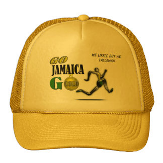 2012 Olympic Games Team Jamaica Fan Hat
