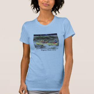 2012 Pigeon River Rafting T-Shirt