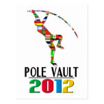 2012: Pole Vault Post Cards