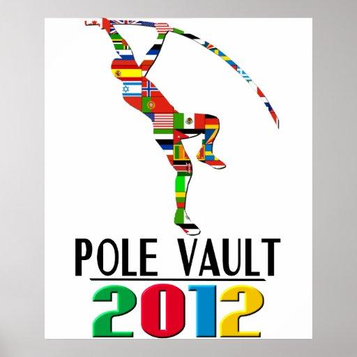 2012: Pole Vault Poster