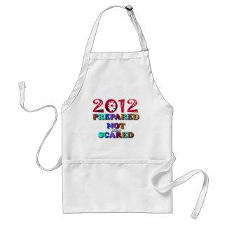 2012 Prepared Not Scared Standard Apron