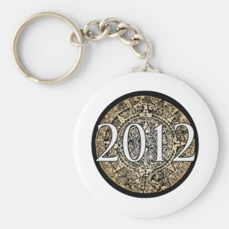 2012 Prophecy Basic Round Button Key Ring