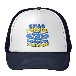 2012 Retirement Cap