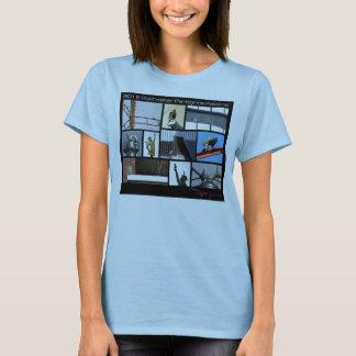 2012 Rochester Peregrine Falcon Female T Shirt