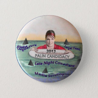 2012 Sarah Palin Button