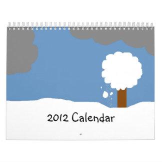 2012 Seasons Calendar