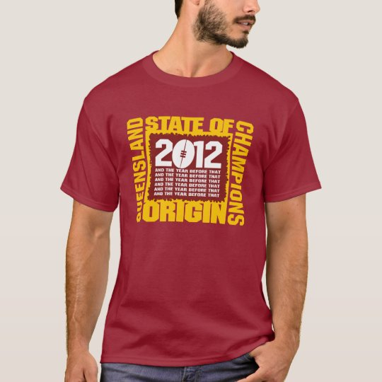 2012 state of origin T-Shirt