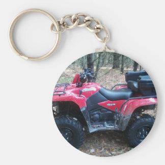 2012 Suzuki King Quad 500 Key Ring