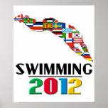 2012: Swimming Poster