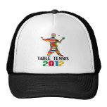 2012: Table Tennis Mesh Hat
