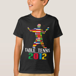 2012: Table Tennis T-Shirt