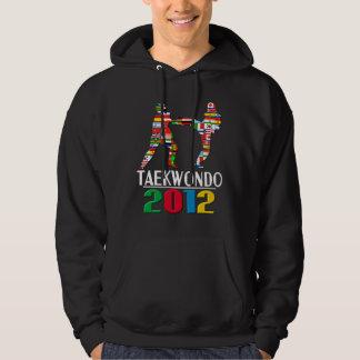 2012: Taekwondo Hoodie