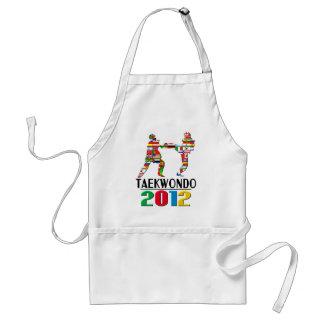 2012: Taekwondo Standard Apron