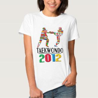 2012: Taekwondo Tshirt