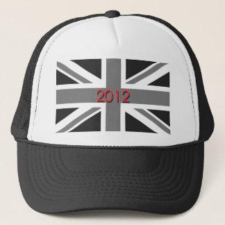 2012 Union Jack flag of Britain T-shirt Trucker Hat