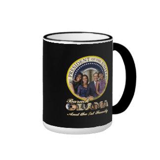 2012 US President Barack Obama re-Election Coffee Mug