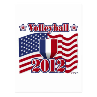 2012 Volleyball Postcard