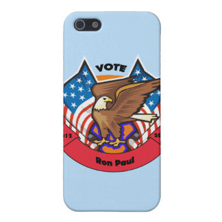2012 Vote for Ron Paul Covers For iPhone 5