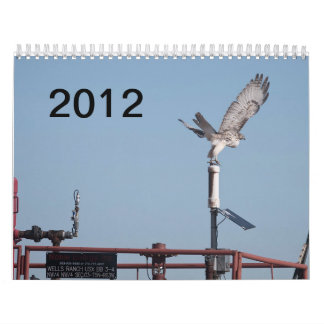 2012 Wells Ranch Calendars