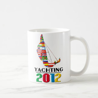 2012: Yachting Coffee Mug