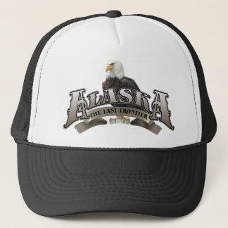 2013 Alaska with EAGLE.png Trucker Hat