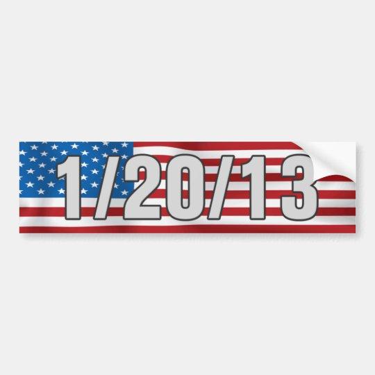 2013 AntiObama Bumper Sticker