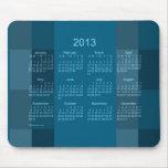 2013 Calendar Mousemat