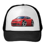 2013 Dodge Dart Red Car Cap