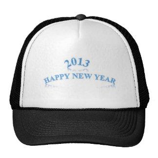 2013 HAPPY NEW YEAR TRUCKER HATS