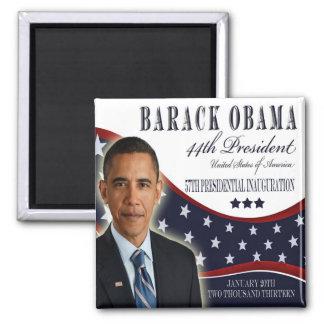 2013 Inaugural Obama Magnet