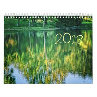 2013 Landscape Photography Calendar