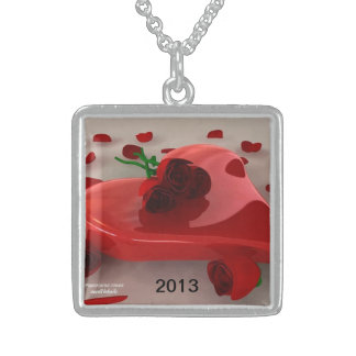 2013 Love! Personalized Necklace