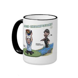 2013 MGA Champions Mug