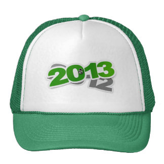 2013 New Year Hat