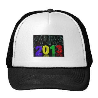 2013 New Years Trucker Hat