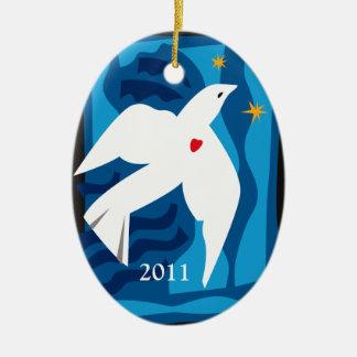 2013 Peace Dove Ornament