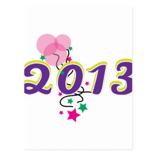 2013 POST CARD