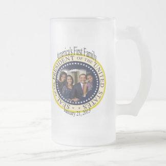 2013 PRESIDENT OBAMA Presidential Inauguration Mug