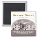 2013 Presidential Inauguration Refrigerator Magnet