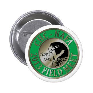 2013 Topaz Lake 6 Cm Round Badge