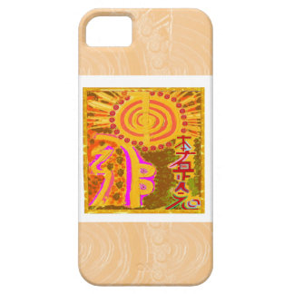2013 ver. REIKI Healing Symbols iPhone 5 Case