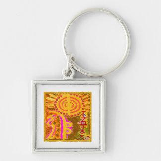 2013 ver. REIKI Healing Symbols Key Ring