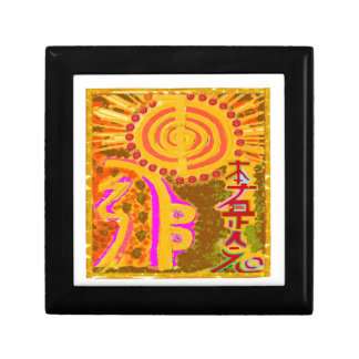 2013 ver. REIKI Healing Symbols Small Square Gift Box