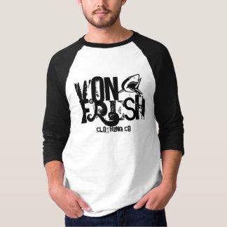 2013 VonFresh Shark Baseball Jersey T-Shirt