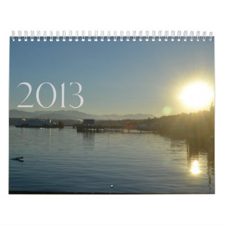 2013 Washington State Calendar