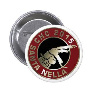 2014/2015 Santa Nella 6 Cm Round Badge