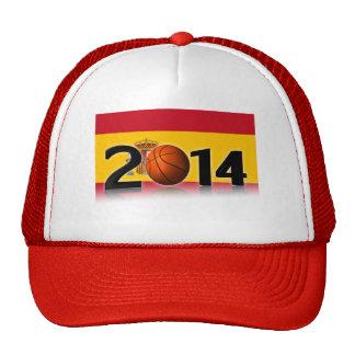2014 Basketball World Championship Hat